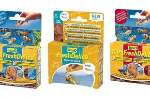 Натуральное желе для рыб Tetra FreshDelica Brine Shrimps