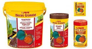 Гранулы SERA premium discus granules