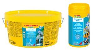 Sera O2 plus подготовка воды для аквариума