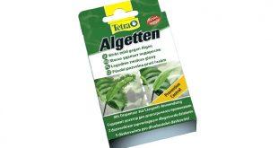 Tetra Algetten против водорослей в аквариуме