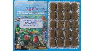 Замороженный корм «Смесь малавийская»