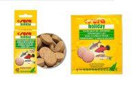 SERA Holiday – «корм выходного дня»