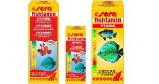 SERA fishtamin, жидкий мультивитаминный препарат