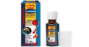 SERA med Professional Tremazol кондиционер для борьбы с паразитами