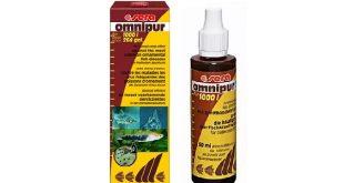 SERA omnipur Лекарственное средство для аквариумных рыб