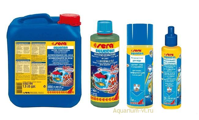 Sera Aquatan способен уменьшить стресс у рыб