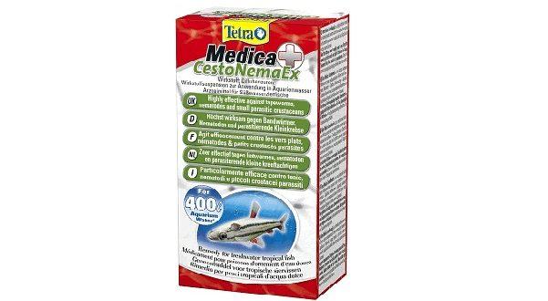 Лекарственный препарат Tetra Medica CestoNemaEx