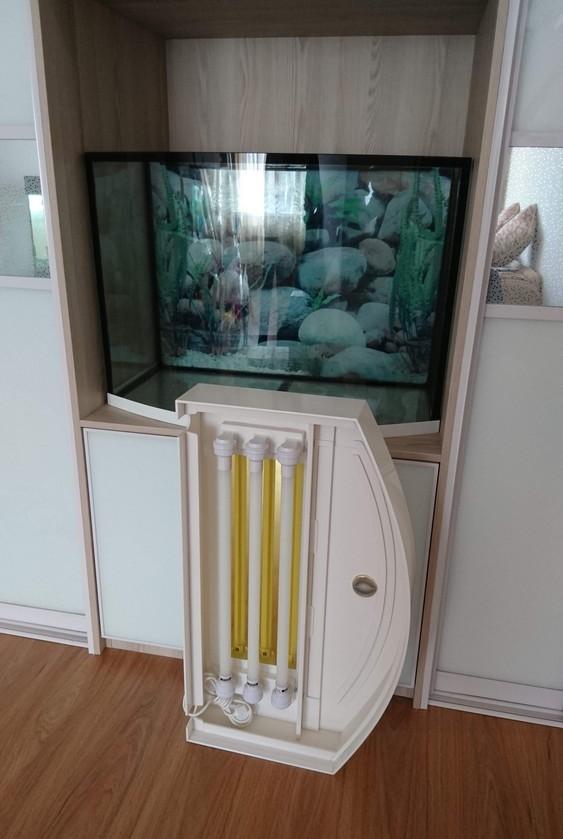 крышка для панорамного аквариума купить