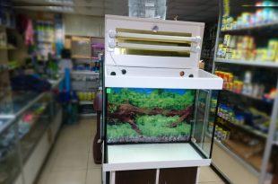 купить аквариум 100 литров